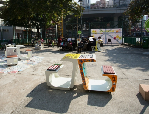 """Design Our Dream Park"" Yau Ma Tei Community Project"